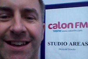 Radio Interview on Calon FM's Talking Business