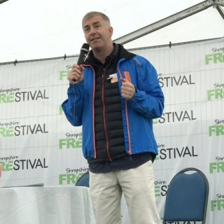 My Talk on Allergies & Epigenetics at the Shropshire Frestival