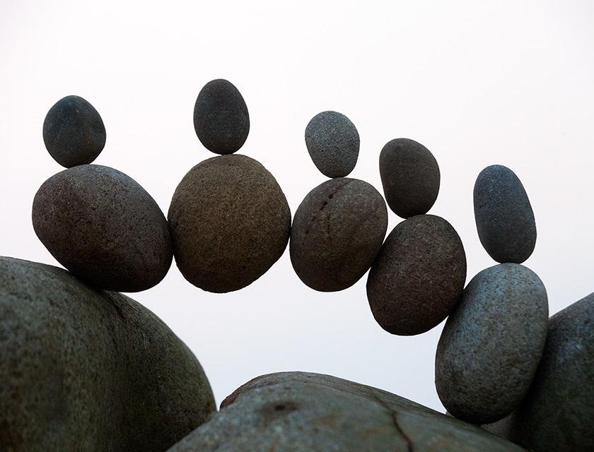 Gravity and Meditation