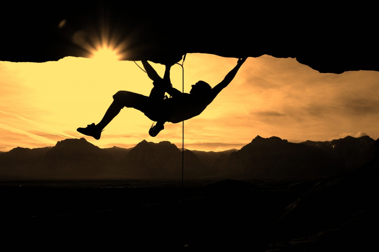 How LifeForce Qigong helped me be a better climber
