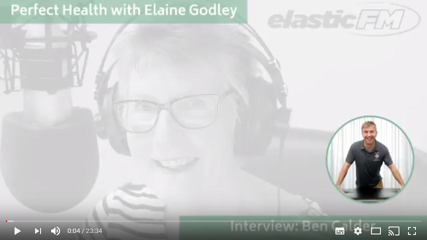Radio Interview with Elaine Godley on Elastic FM