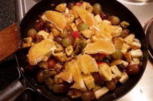 Stewing your Fruits